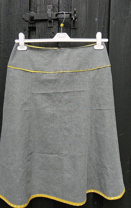 nederdel mønster gratis